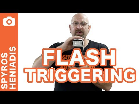 Four Ways To Trigger Off Camera/Wireless Flash