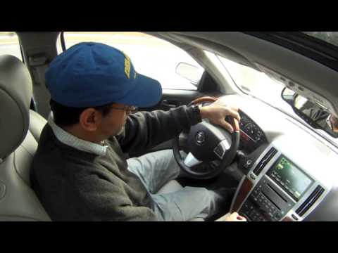 2011 Cadillac STS Test Drive & Car Review