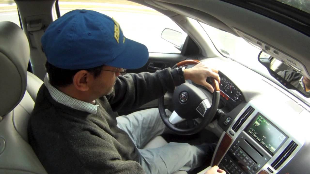 2011 cadillac sts test drive car review