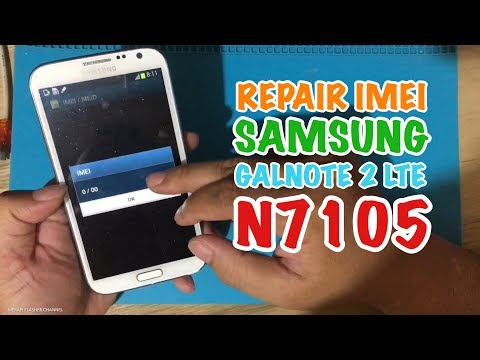 Cara Memperbaiki IMEI Null/Invalid tanpa PC (How to Fix Null/Invalid IMEI without PC).