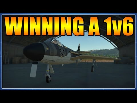 Out of Options | The Hunter (War Thunder Air RB Gameplay)
