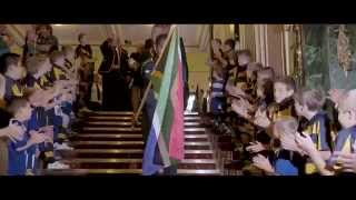 South Africa Welcome Ceremony at Winter Gardens, Eastbourne