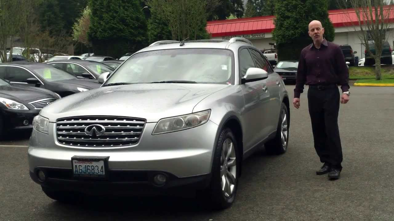 2004 infiniti fx45 review in 3 minutes youll be an expert on 2004 infiniti fx45 review in 3 minutes youll be an expert on the 2004 fx45 youtube vanachro Gallery