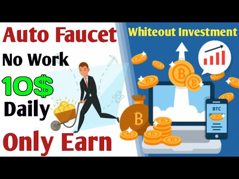 The Paid To Money | #HighFaucetClaimBitcoin | Auto Faucet Instant Payment | Free Bitcoin Faucet 2020