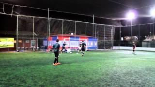 Made İn İzmir - Revengers FC Maçın Golü / İZMİR / iddaa Rakipbul Ligi 2015 Açılış Sezonu