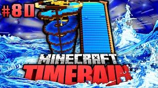 Die WASSERRUTSCHE 4000!! - Minecraft Timerain #080 [Deutsch/HD]