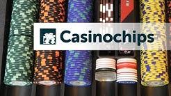 Poker Chips für das Heimcasino