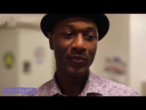 Aloe Blacc - Exclusive Interview and Performance