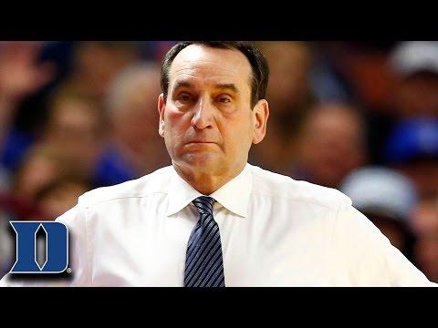 Coach K on Duke Loss to South Carolina in NCAA Tournament: I Love This Team