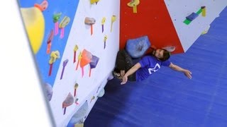 5 Advanced Bouldering Techniques | Rock Climbing