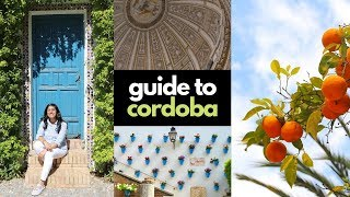 10 Amazing Things To See, Eat And Do In Cordoba, Spain!