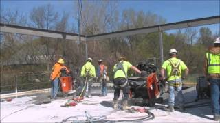 Structural Concrete Slab Removal