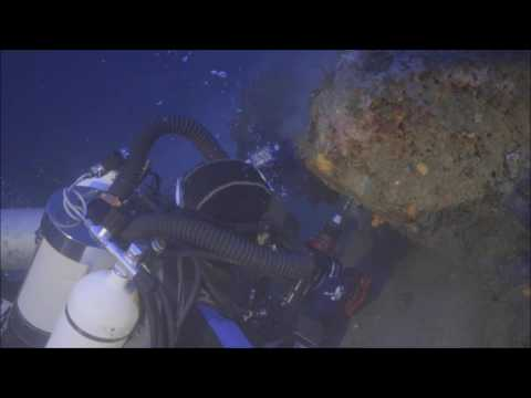 Nemo Power Tools Demo: Mapping Ancient Artifacts at 107m Underwater