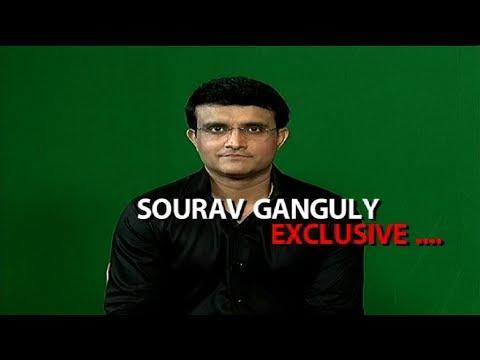 Sourav Ganguly talking about Virat Kohli and India vs Australia series   Sports Tak