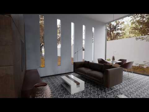 Real Time Interactive Architectural Visualization