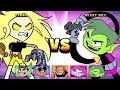 Teen Titans Go! Jump Joust - Be TERRA-fied [Cartoon Network Games]