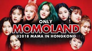 Baixar MOMOLAND at 2018 MAMA in HONG KONG | All Moments