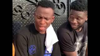 Download Papa Ade and Ade Comedy - SEARCHERS 😂😂 - Crazeclown Ft Sydney Talker