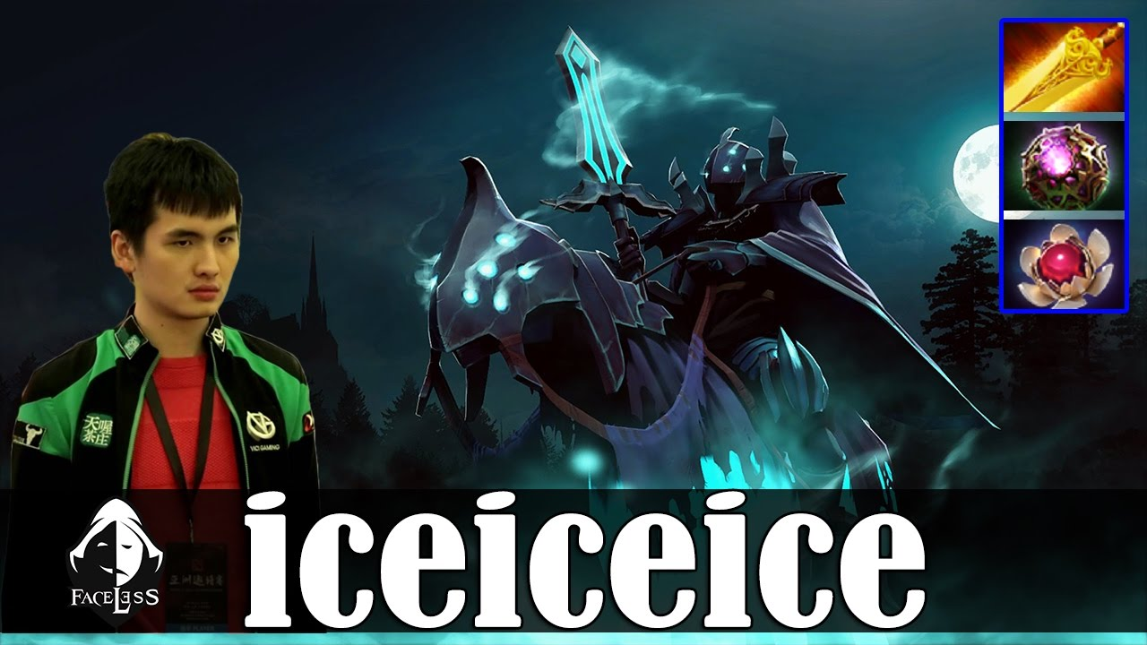 Iceiceice Abaddon Offlane Dota  Pro Mmr Gameplay
