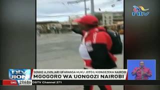 Gavana Sonko ajivinjari Ufaransa huku mgogoro wa uongozi Nairobi ukiongezeka