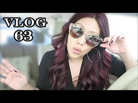 VLOG 63 :: YSL Defamed, What's In My Car, Pur Awesome Stuffs