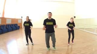 [ПОЛЕЗНОСТИ] УРОКИ ХИП ХОПА | #029 БАЗОВЫЕ ШАГИ: Cross Step | HIP HOP DANCE LESSON