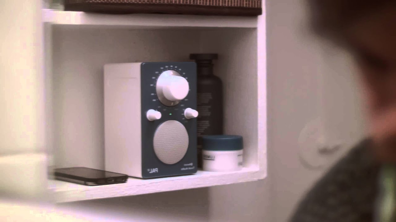 Tivoli Radio Pal Tivoli Audio In The Home Bathroom Buddy Pal Bt