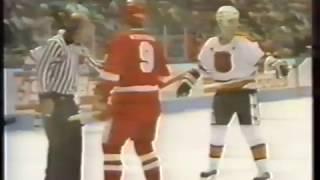СССР-НХЛ 1987 1 игра (Е.Майоров)