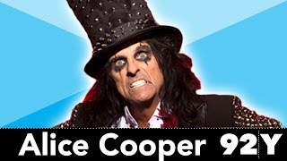 Alice Cooper on Vaudeville, Wanting To Be Zorro, Alcoholism, Hanging Out with Groucho Marx, More