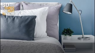 Best & Worst Bedroom Colors For A Good Night Sleep
