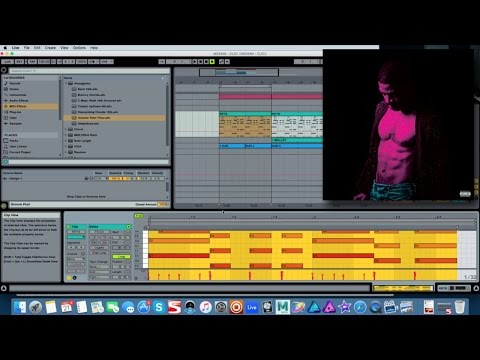 Kid Cudi ft Andre 3000 'By Design' Beat Analysis Ableton Live Chords and Scales Modifier