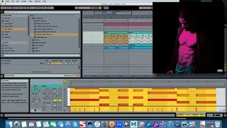 Kid Cudi ft Andre 3000 'By Design' [Beat Analysis] Ableton Live Chords and Scales Modifier