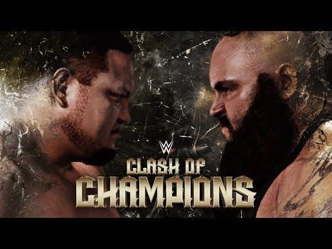 WWE 2K18 Universe Mode - Clash of Champions