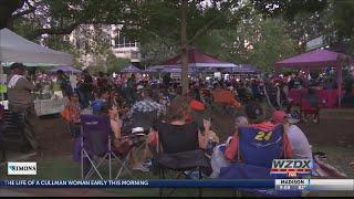 """""""Jazz in the Park""""  in full swing in Huntsville"""
