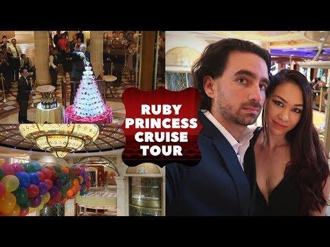 Ruby Princess Cruise Tour ll ALASKA
