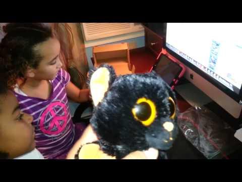 Opening beanie boo 112 midnight youtube