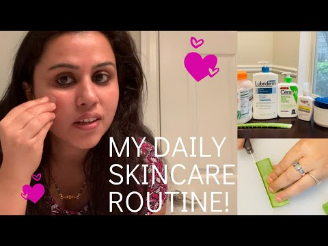 My Skincare Routine   Unsponsored Skincare Routine   Glowing Skin