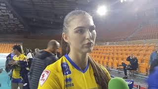 SportenPlovdiv TV: Нася Димитрова: Приемам този мач като опит