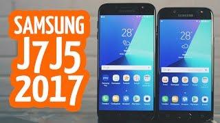 Обзор Samsung Galaxy J7 и J5 (2017). Что поменялось?