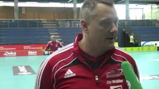 U19 WFC 2011: interview with coach of team Switzerland Thomas Berger