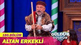 Güldür Güldür Show 180.Bölüm - Altan Erkekli Meddah