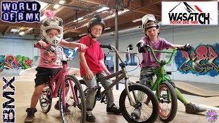 """Kids"" Indoor Skate Park Adventure"