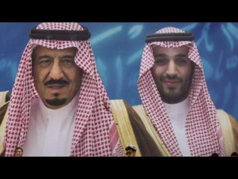 Saudi king upends royal succession line