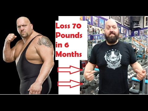 how to lose 70 pounds in 8 months