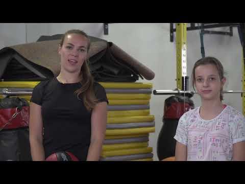 Ćwiczenia dla dzieci - podstawowy trening dla dziecka