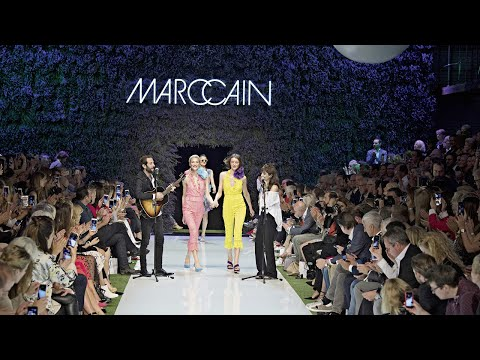 Marc Cain FASHION SHOW Spring/Summer 2018 at the Fashion Week Berlin