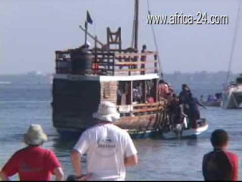 Bongoyo Island Tanzania - Africa Travel Channel