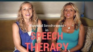 Importance of Parental Involvement in Speech Therapy w/Catherine!