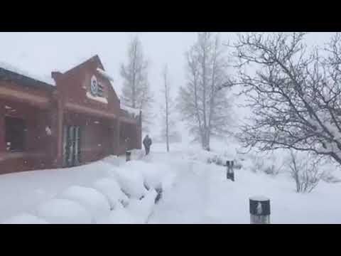 Northern Arizona Weather: Heavy Snow Pummels Flagstaff