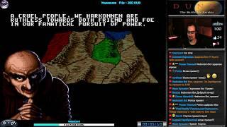 Dune II: Battle For Arrakis прохождение [ Harkonnen ] (U) Игра (SEGA Genesis, Mega Drive) Стрим RUS